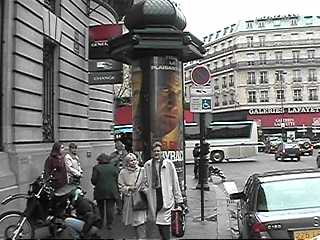 Afgekeken van Parijs ...