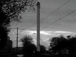 Schoorstenen straks Haagse Twintower ...?