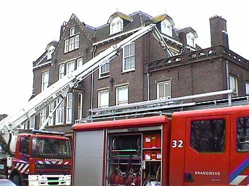 onze veiligheid is afhankelijk van de vrijwillige brandweer