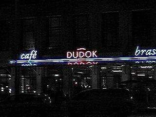 Café en brasserie Dudok is open ...