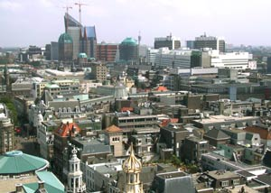 Indrukwekkende beelden van een veranderend Den Haag ...