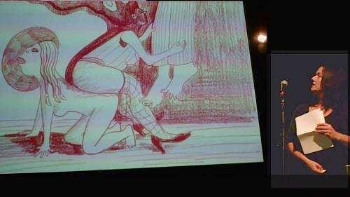 de tekeneningen van Babette Wagenvoort houden veel meer in dan je denkt