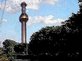 De Haagste Twintower kan er volgens Hundertwasser zo uit zien ...