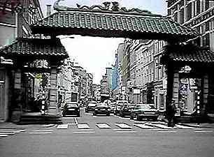 Chinatown in Den Haag?