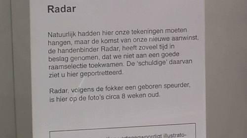 Radar blijkt niet het bekende tv-programma te zijn