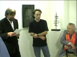 Kunsthistoricus en docent Lieve Nolet uit komt uit België om Art'nDesign te openen ...