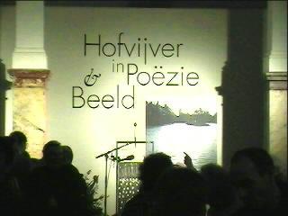 De hofvijver expositie is bijna het levenswerk van Hermance Schaepman