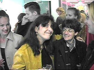 Jacqueline Goldberg: 'Een Haags feestje in Amsterdam bouw je niet alleen ...
