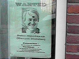Gezien achter de ramen in Segbroek/Scheveningen ...
