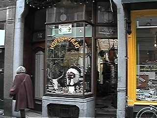 Trading post in Haagse Molenstraat ...
