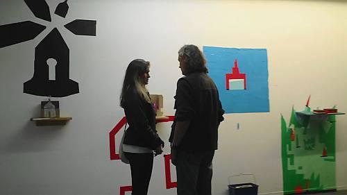 kunst roept ook vaak discussie op