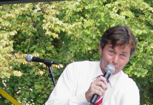 TV-coryfee Gregor Bak